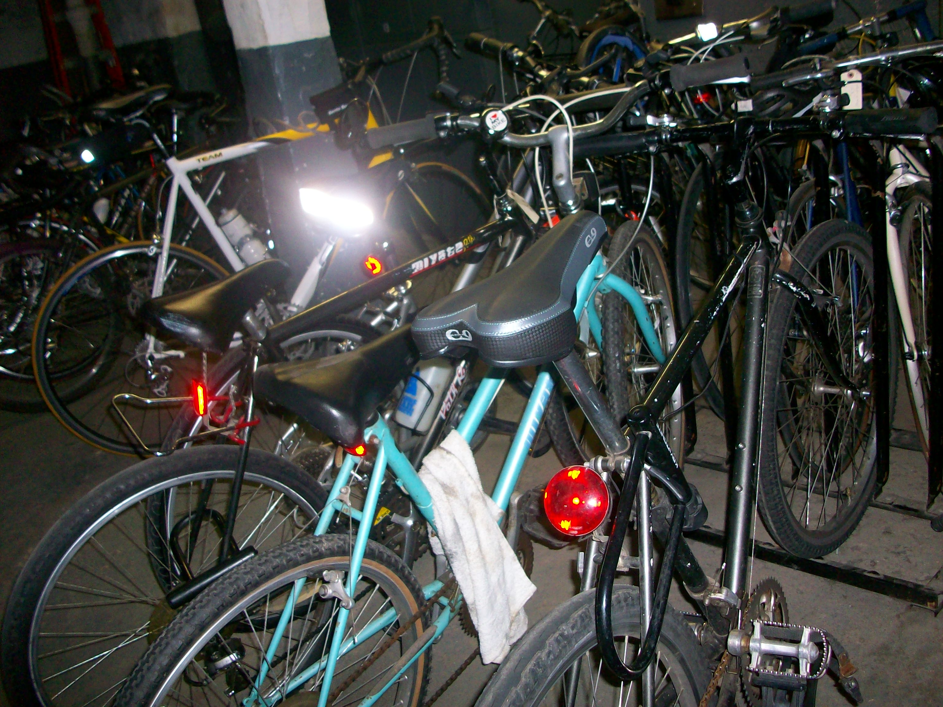 bike parking rack plans