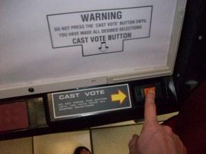 Cast Vote