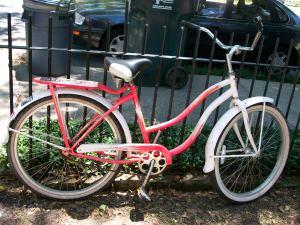 Rhoda Parked On Laurel Street