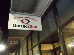 New Orleans' Original Downtown Sub