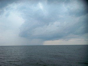 Stormy Skies Above Lake Pontchartrain