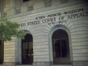 John Minor Wisdom US Court of Appeals