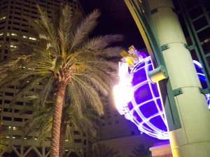Palm Tree at Harrah's