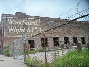 Woodward, Wight, and Co., Ltd. Warehouse #9