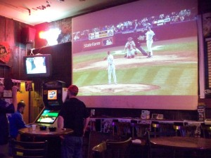 Phillies vs. Yankees at a French Quarter Bar