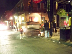 Halloween at St. Ann and Dauphine
