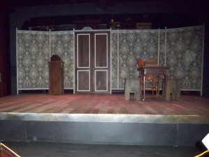 Set at Southern Repertory Theater