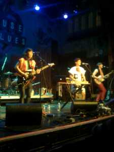 Men at House of Blues