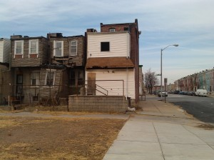 Blighted Houses at Madison & Montford