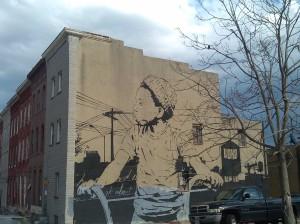 Mural at Guilford & Lanvale