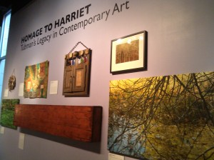Homage to Harriet Exhibit at the Lewis Museum at Pratt & President