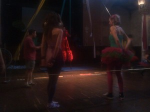 Jugglers at the Baltimore Neighborhood Circus at 2640