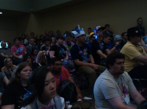 Standing Room Only Crowds at BronyCon at the Baltimare Convention Center
