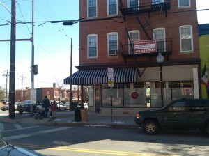 Sugar the Shop Moving in at the Corner of 36th & Roland Avenue