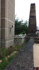 Surveillance Camera at Fallsway & East Madison