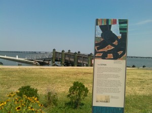 Long Wharf Park at Water & Vue De Leau in Cambridge, MD
