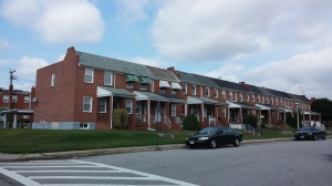 Row Homes at Imla and Bank