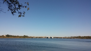 View From Watersedge Park in Dundalk at Bullneck Road & Dundalk Avenue