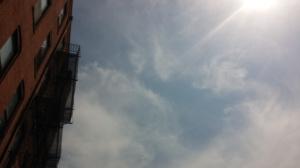 Skies Above Pratt & Greene