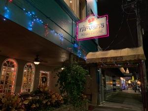 Nirvana Restaurant at Magazine & General Pershing